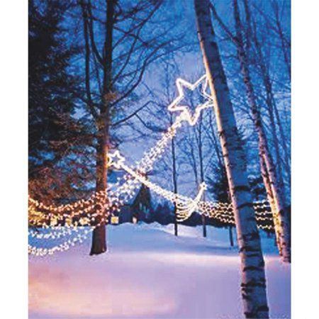 400lt Shootg Star Lights Walmart Com In 2020 Christmas Decorations Diy Outdoor Diy Christmas Lights Outdoor Christmas Decorations