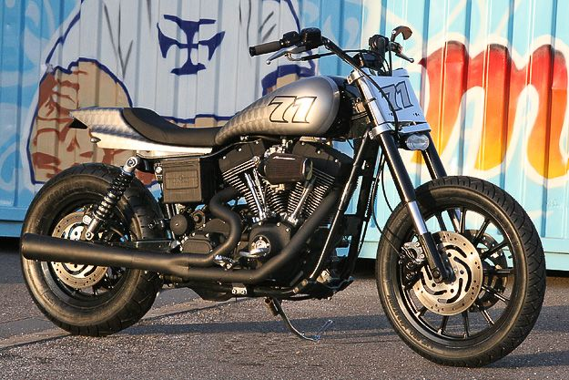 Harley Davidson Dyna On Bike Exif: Cool Cars & Motorcycles