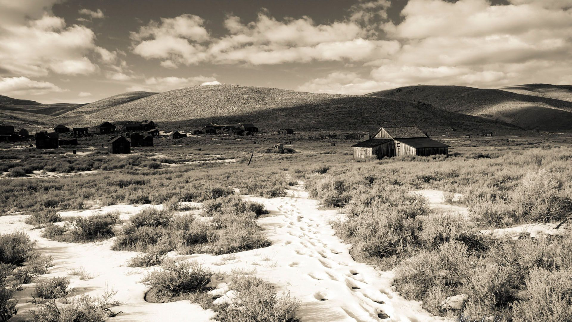 ghost town wallpaper pictures to pin on pinterest pinsdaddy   hd