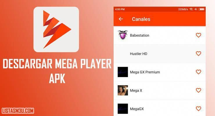 Descargar mega player apk ☆ para pc, android tablet, tv box