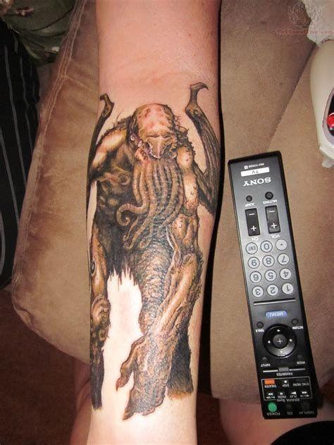 John Wick Tattoo Rücken