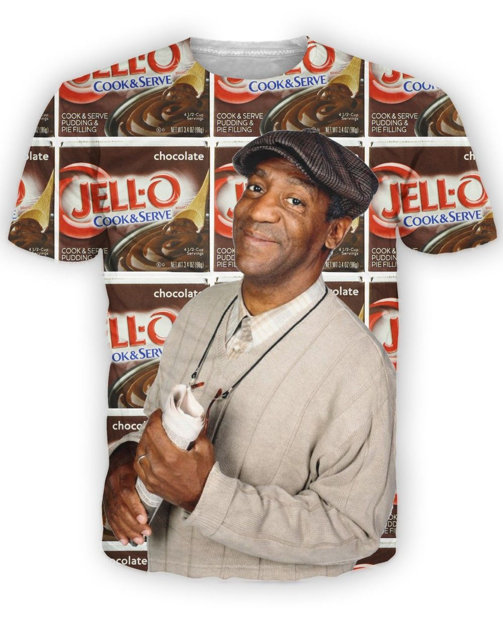 76af6eda7d Bill Cosby Drinks Are on Me T-Shirt Funny Unisex Novelty Clothing Tee Shirt  New!