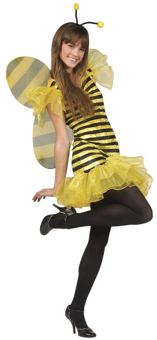 d5b95da63ad Teen Bumble Bee Costume - Teen Costumes