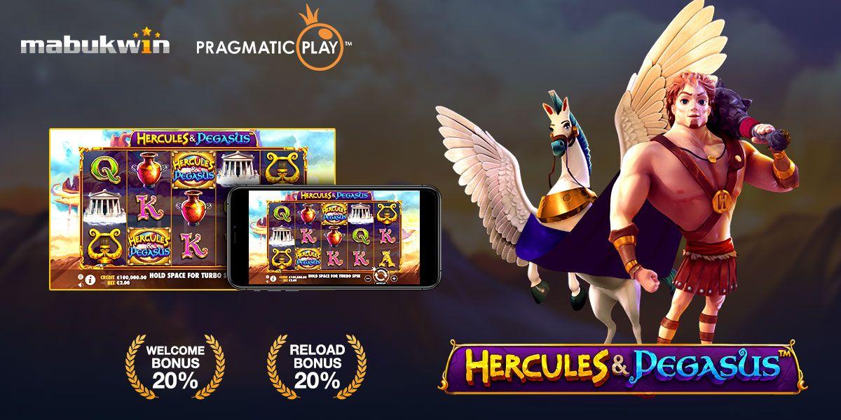 Hercules Pegasus Mabukwin