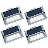 Make Your Deck Shine with the Best Solar Deck Lights  OutsideModerndeck