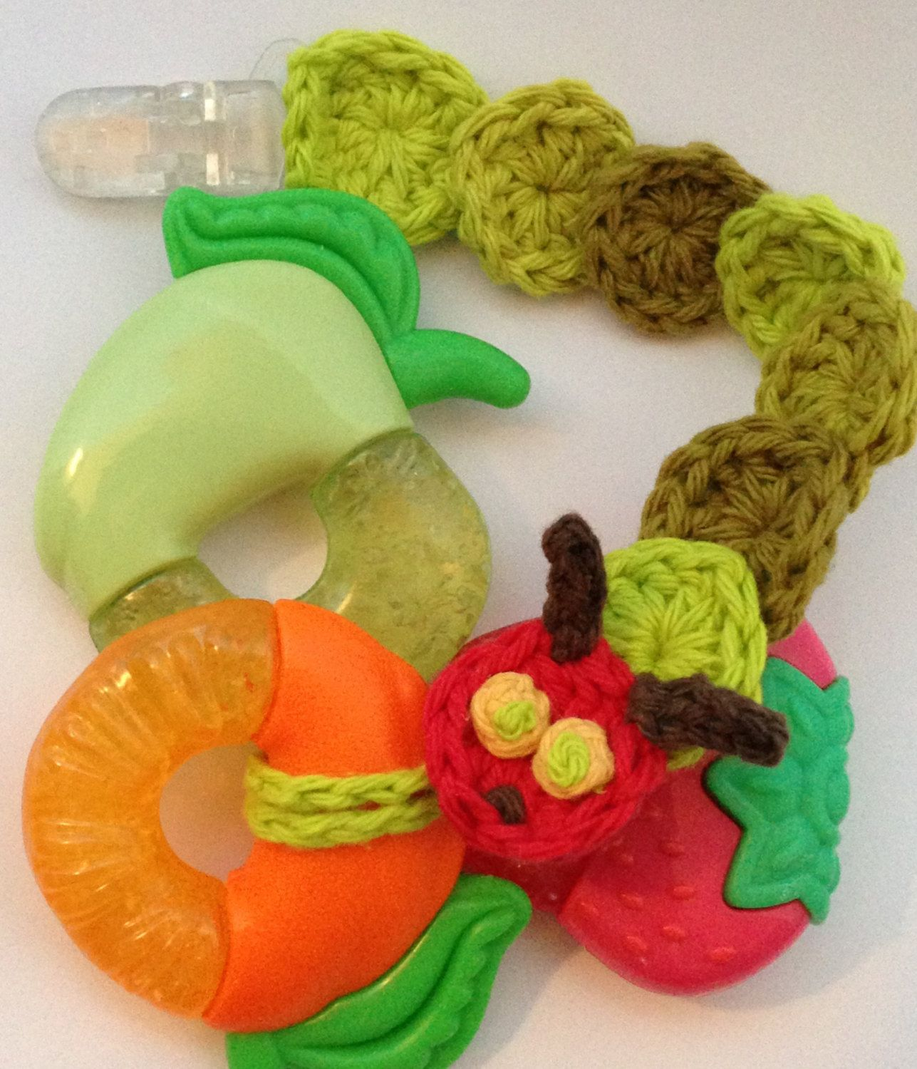 love this... fruit teether\'s are perfect for this...Very Hungry ...