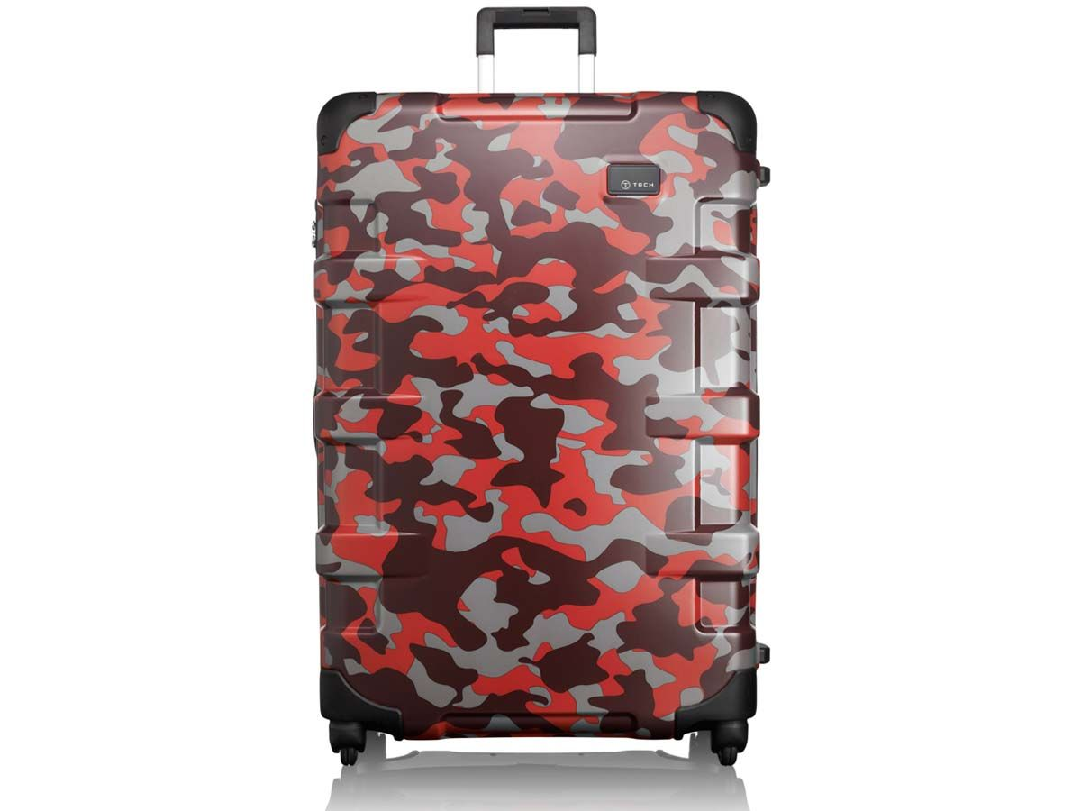 Tumi T Tech Cargo In Sienna Camo Tumi Tumi Luggage Cargo