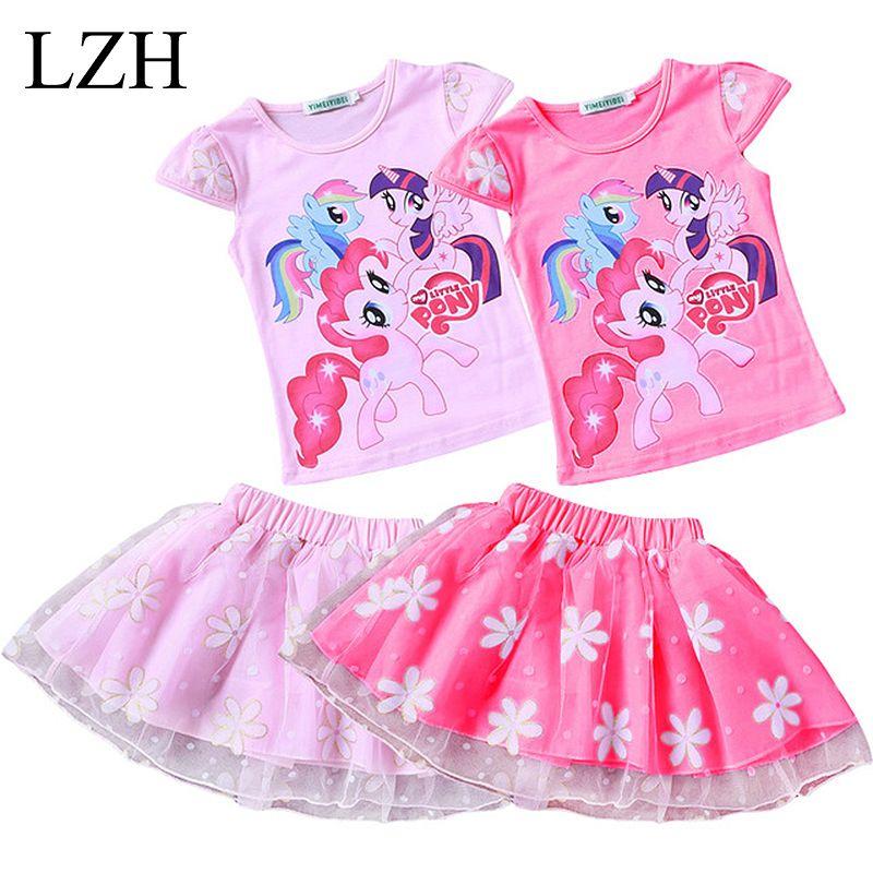 2016 summer high quality cartoon Layered Tutu Dress Sets girls flowers gauze skirt suit Kids Clothing Sets https://t.co/vlcFFinNDY