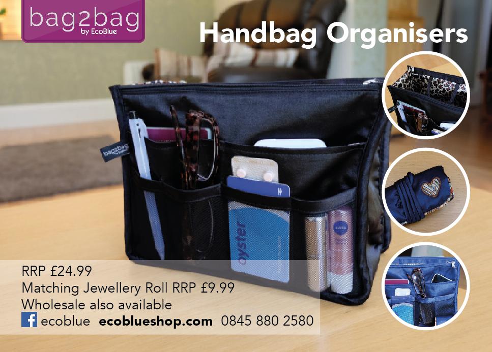 Bag2bag The Perfect Luxury Handbag Organiser