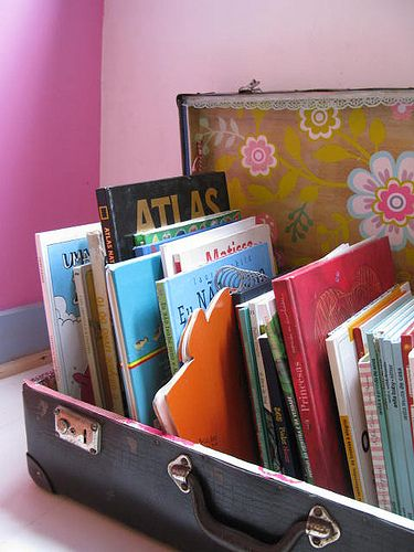 30 Best Ways To Organize Books Storage Solutions Travel