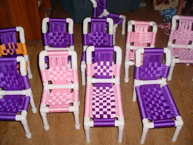 Build A Pvc Lounge Chair