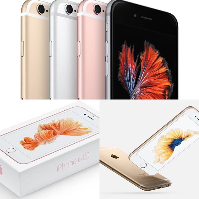 Best way to purchase the iPhone 6S online? Go directly to