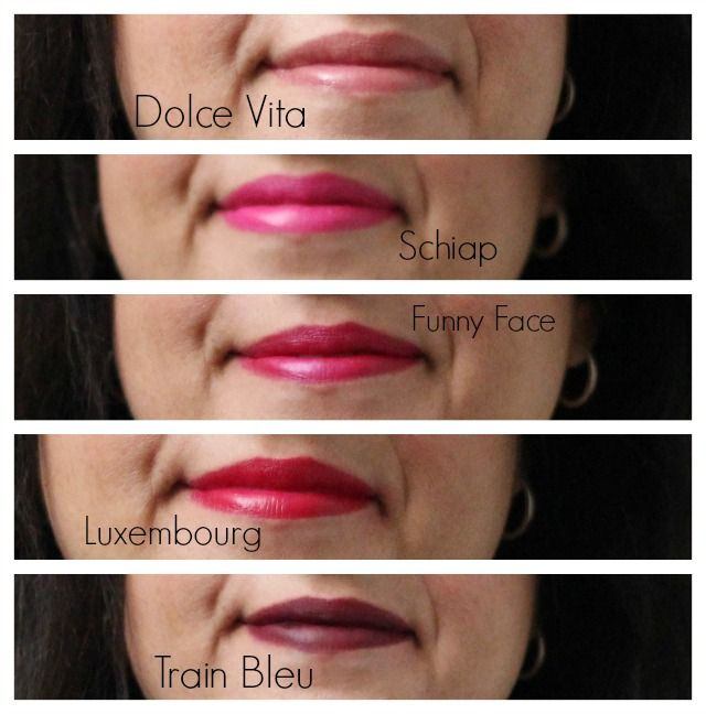 Nars Lipstick; 5 shades in Review - torontoshopoholic | **** ALL ...