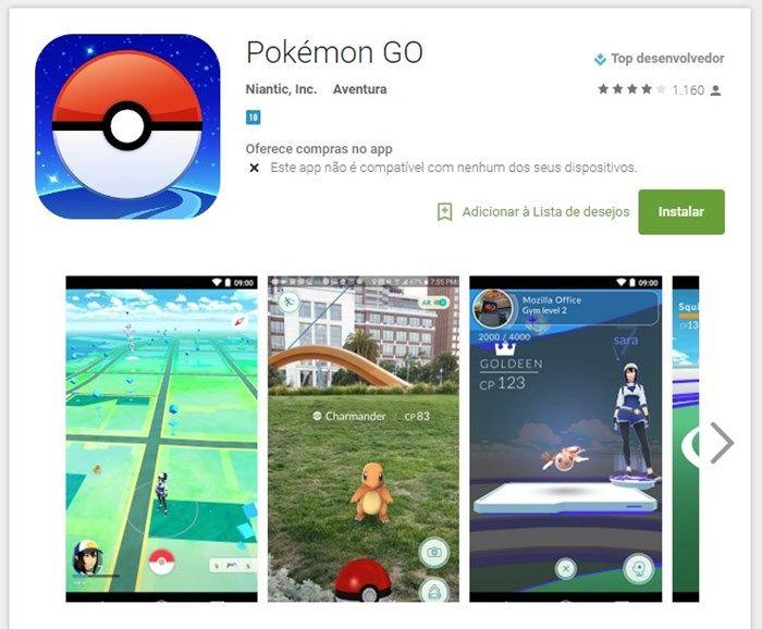 Cumprindo a promessa feita durante o período da E3 2016, a Nintendo finalmente está liberando o download do aplicativo para Android e iOS em algumas regiões