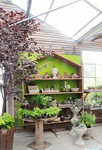 Terrain Garden Center Displays Garden Shop Raised Garden Beds