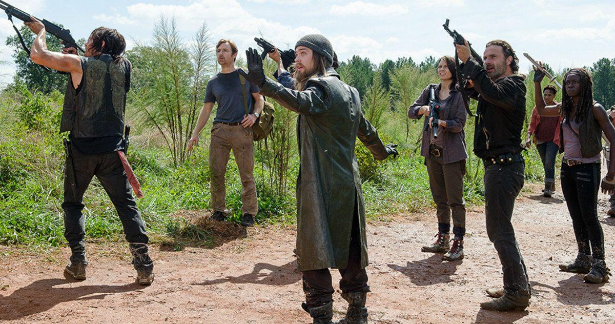 Walking Dead Season 6 Episode 12 Preview The Hunt For Negan Walking Dead Season Walking Dead Season 6 Dead Man Walking