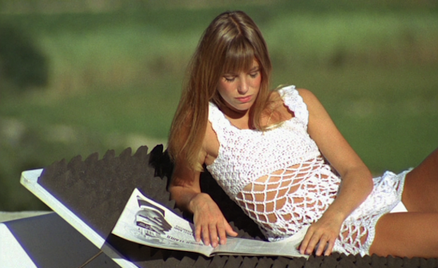 Swimming Pool with Jane Birkin | ALL EYES ON US