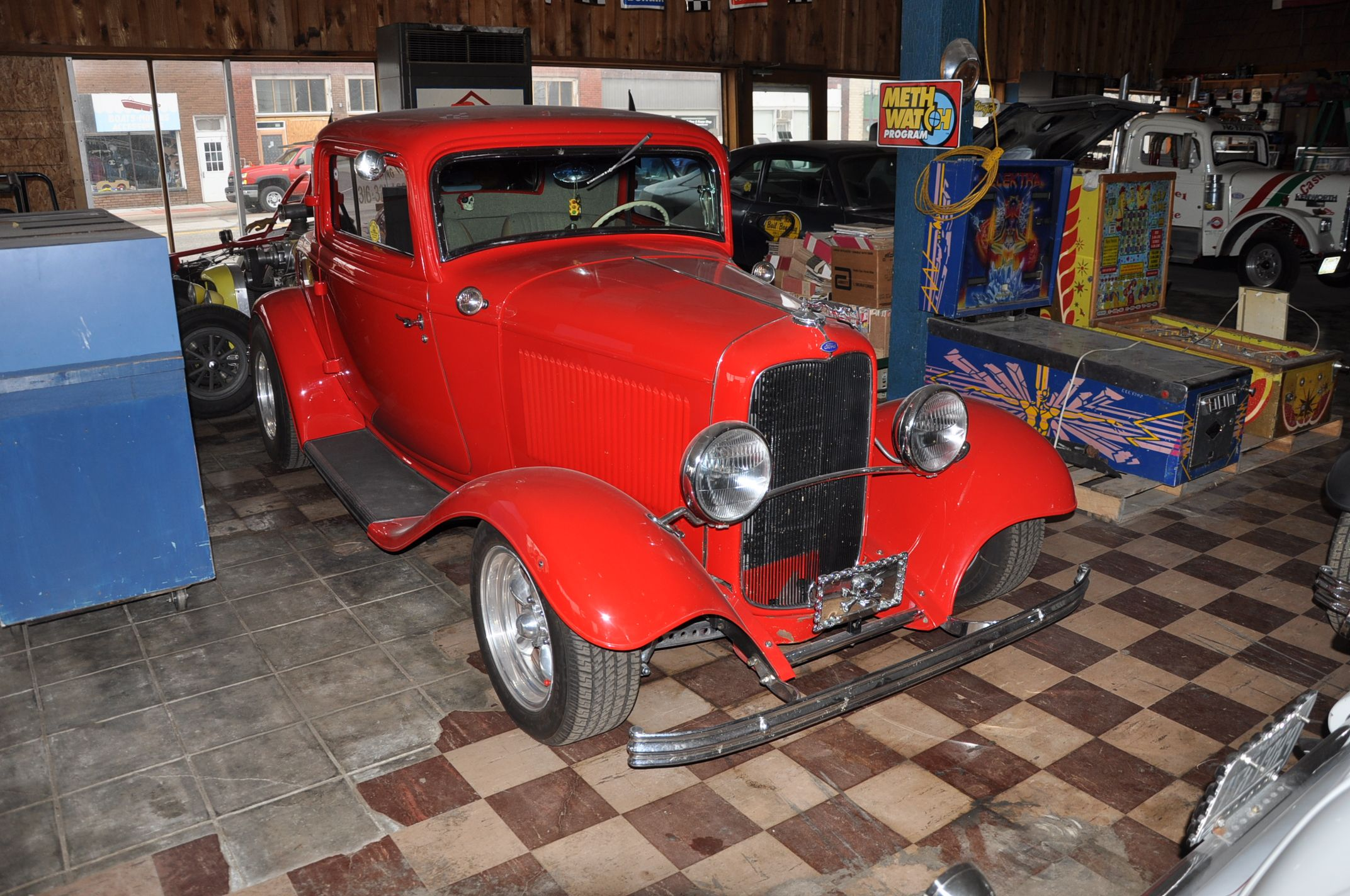 For sale: 1932 Ford 3 window Coupe Street Rod, All Steel $79999.00 ...