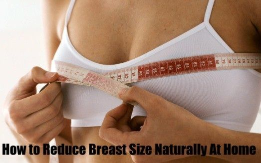 How to Reduce Breast Size Naturally | Baking Soda Face ...