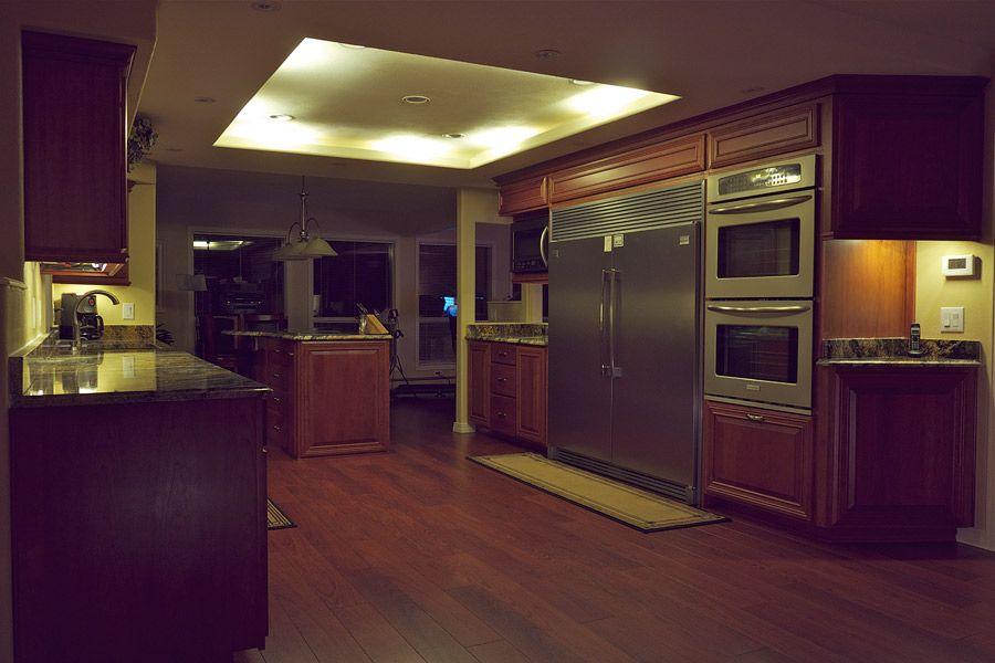 Led lighting kitchen buscar con google