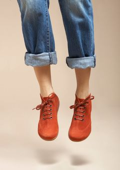 50ae9561 ARCHE paprika shoes - great all year round colour! | ARCHE Women's ...