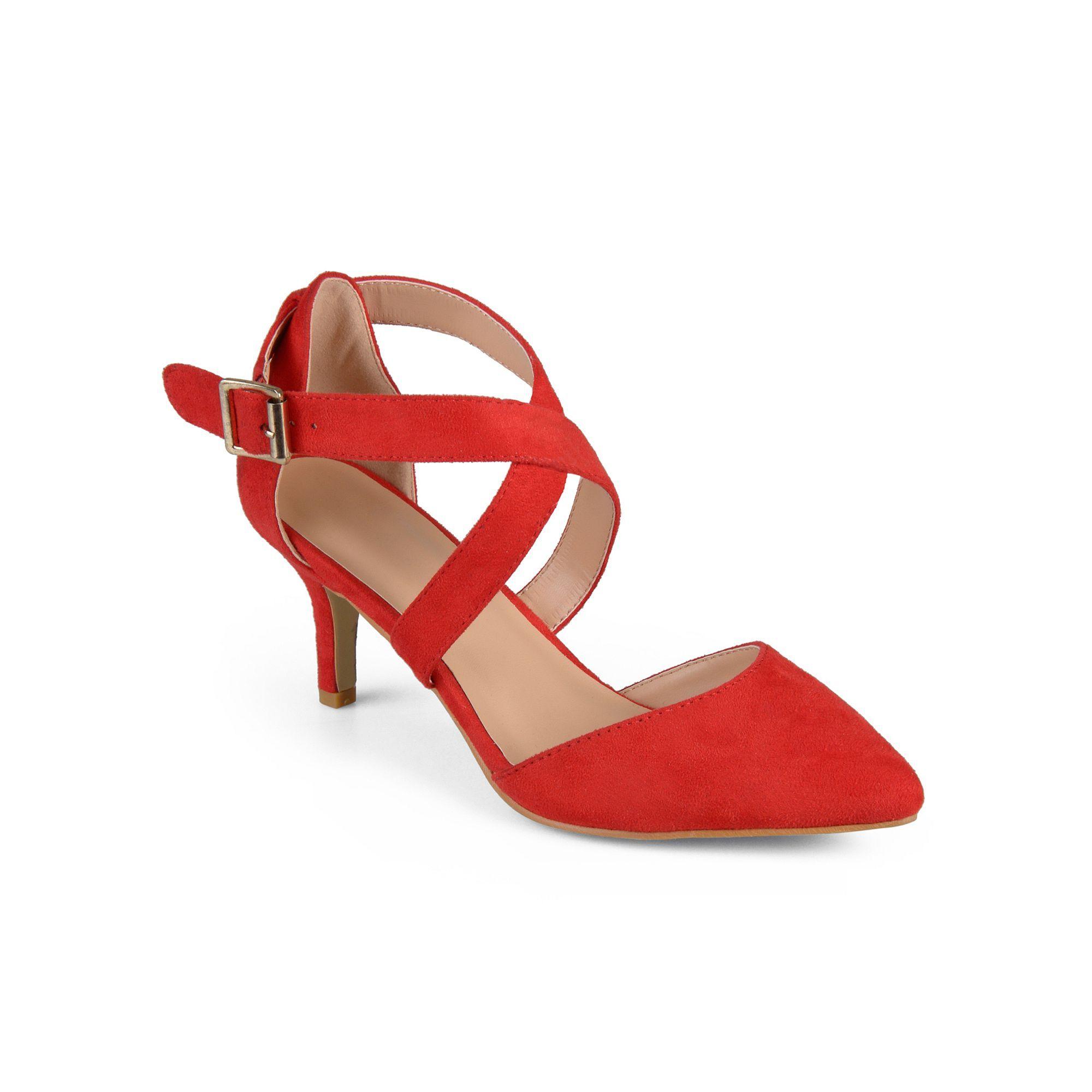 Journee Collection Dara ... Women's High Heels JWaJtn0M