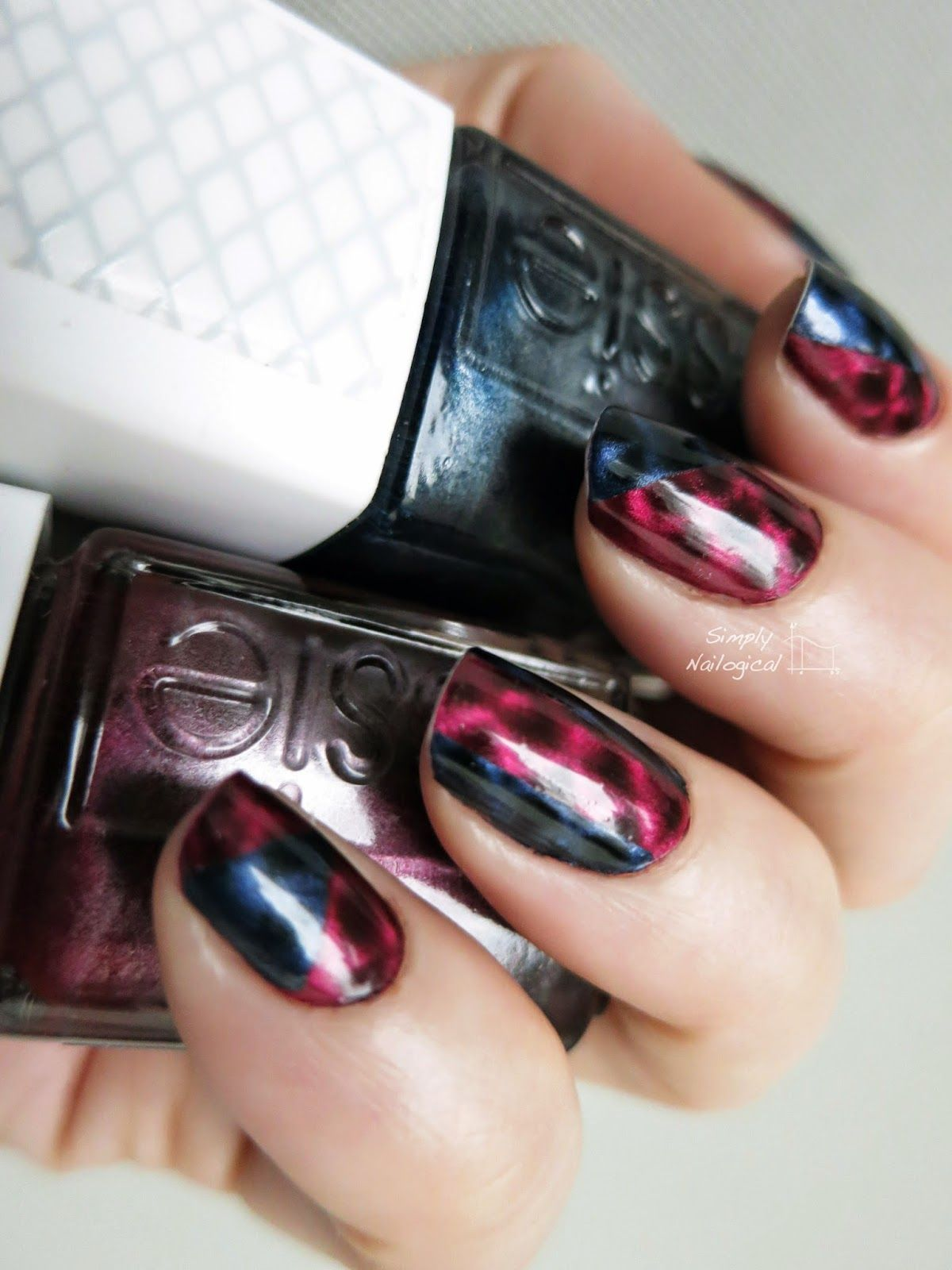 Still on a magnetic kick - Essie magnetic polish by simplynailogical ...