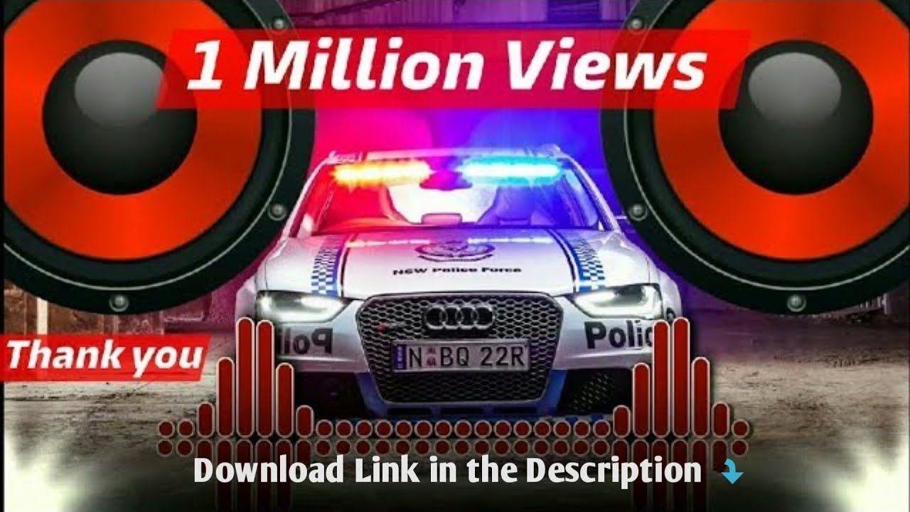 New Police Siren Sound Check 2018 Hard Vibration Dj Mahesh Dj Susp Police Siren Sound Song Suspence