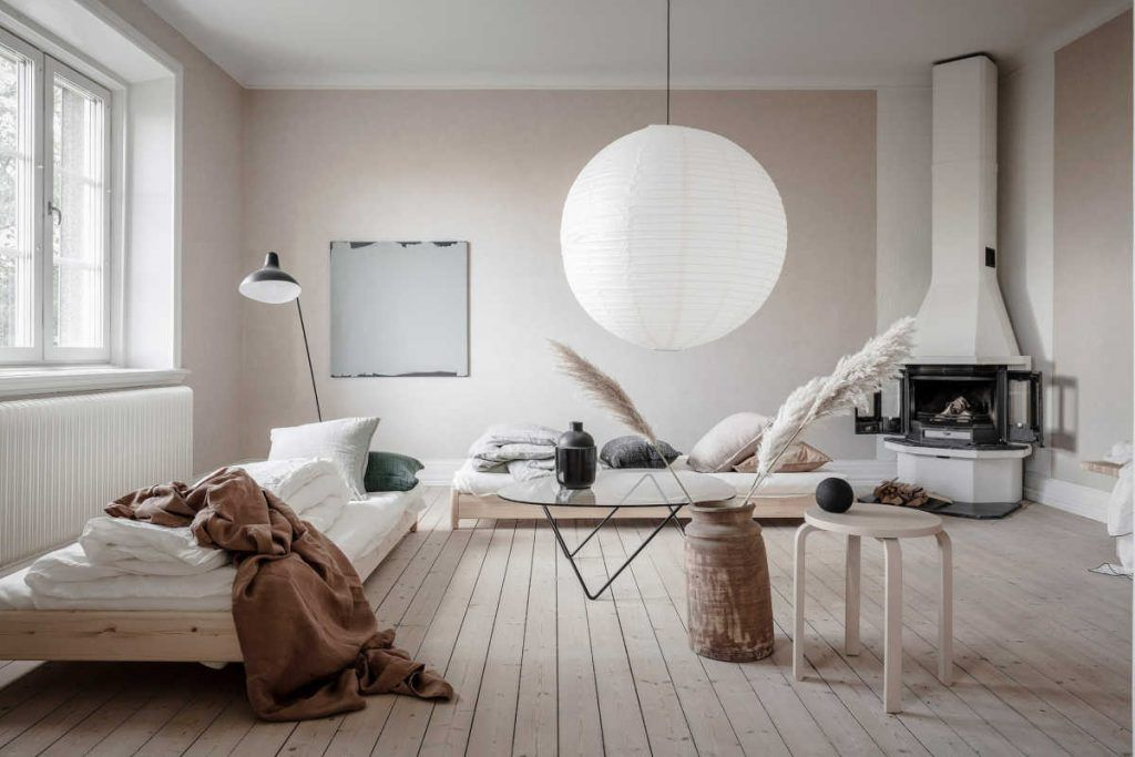 Interior Trends New Nordic Is The Scandinavian Style On Trend Now Beige Interior Interior Trend Interior