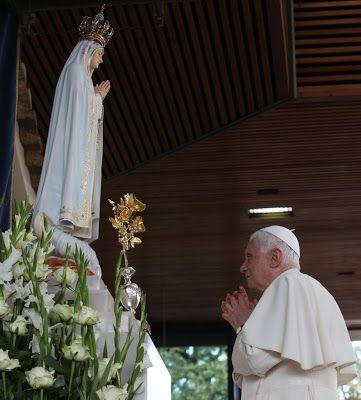 rosario de fatima y benedicto - Buscar con Google
