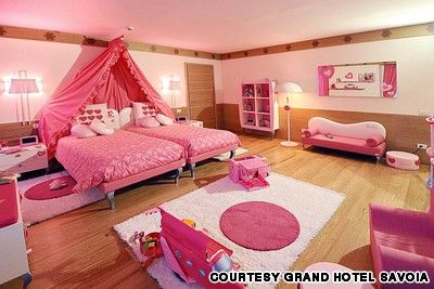 Kids Room Cute Idea For Twins Or Little Girls Close In Age