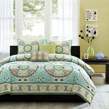 urban plum bow bedding and katara comforter bed pin uutfitters duvet medallion
