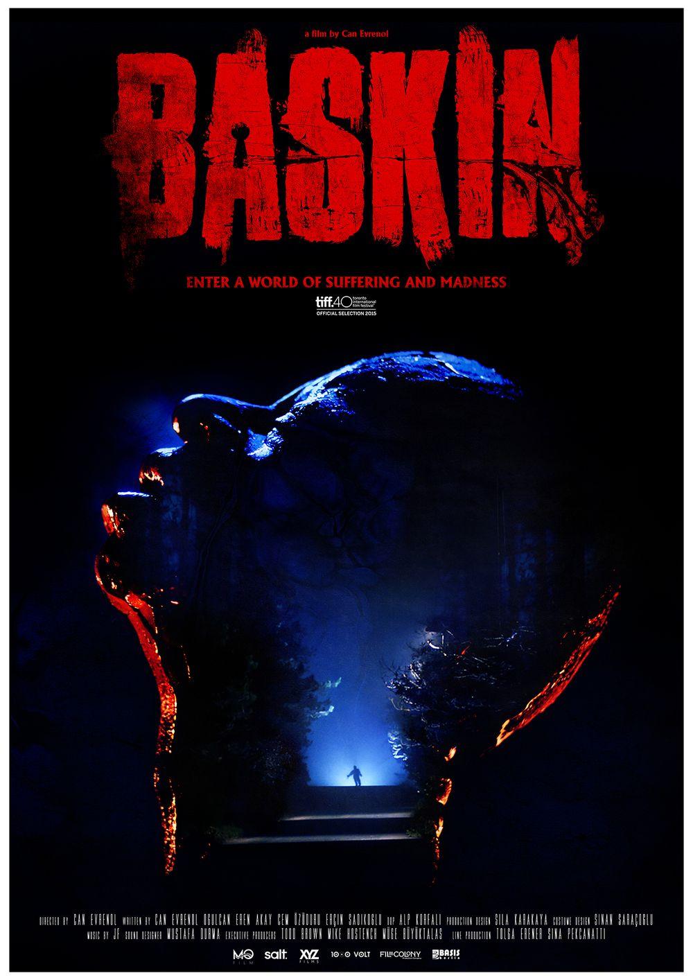 Baskin Can Evrenol 2015 Movie Posters Movie Posters Vintage Horror Movie Posters