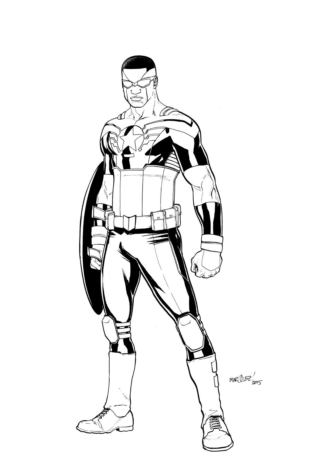 All New, All Different Marvel All New Captain America by