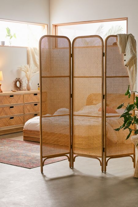Ria room divider screen lou rey apartment in 2019 - Room divider ideas for bedroom ...