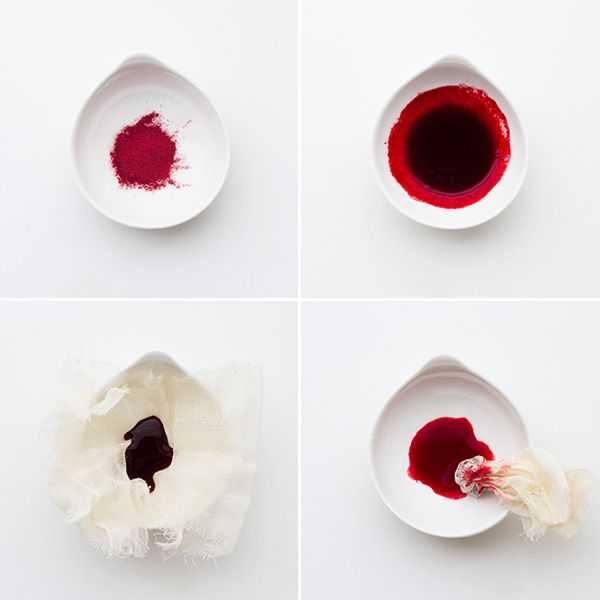 Natural Red Food Coloring : Made frm Beet Powder. My son is ...