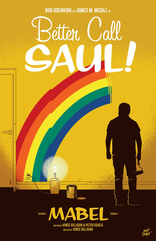 Better Call Saul A3 Poster 1