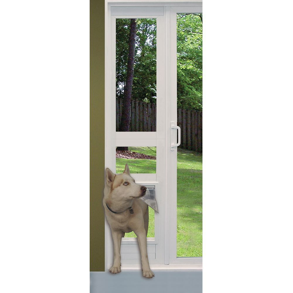 Perfect Pet Modular Vinyl Pet Patio Door In 2020 Pet Patio Door Patio Dog Door Sliding Glass Dog Door