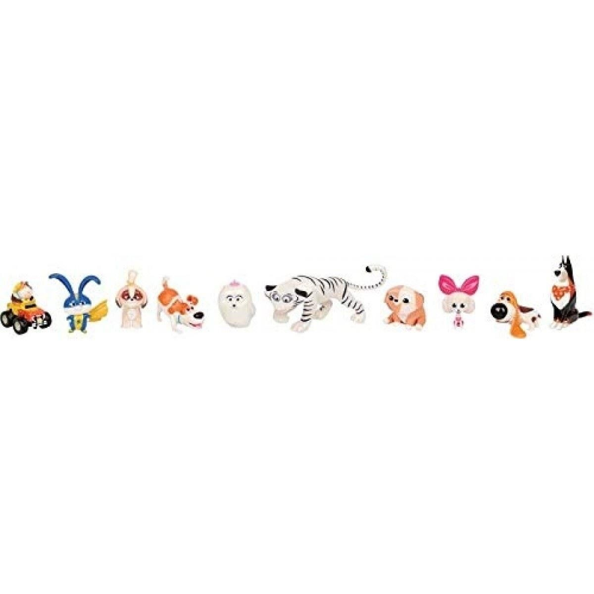 Secret Life Of Pets 2 Deluxe Pet Collection Secret Life Of Pets Secret Life Pets