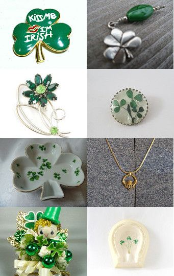 St Patty's Day by Christine and Charlene Yuhasz on Etsy--Pinned with TreasuryPin.com