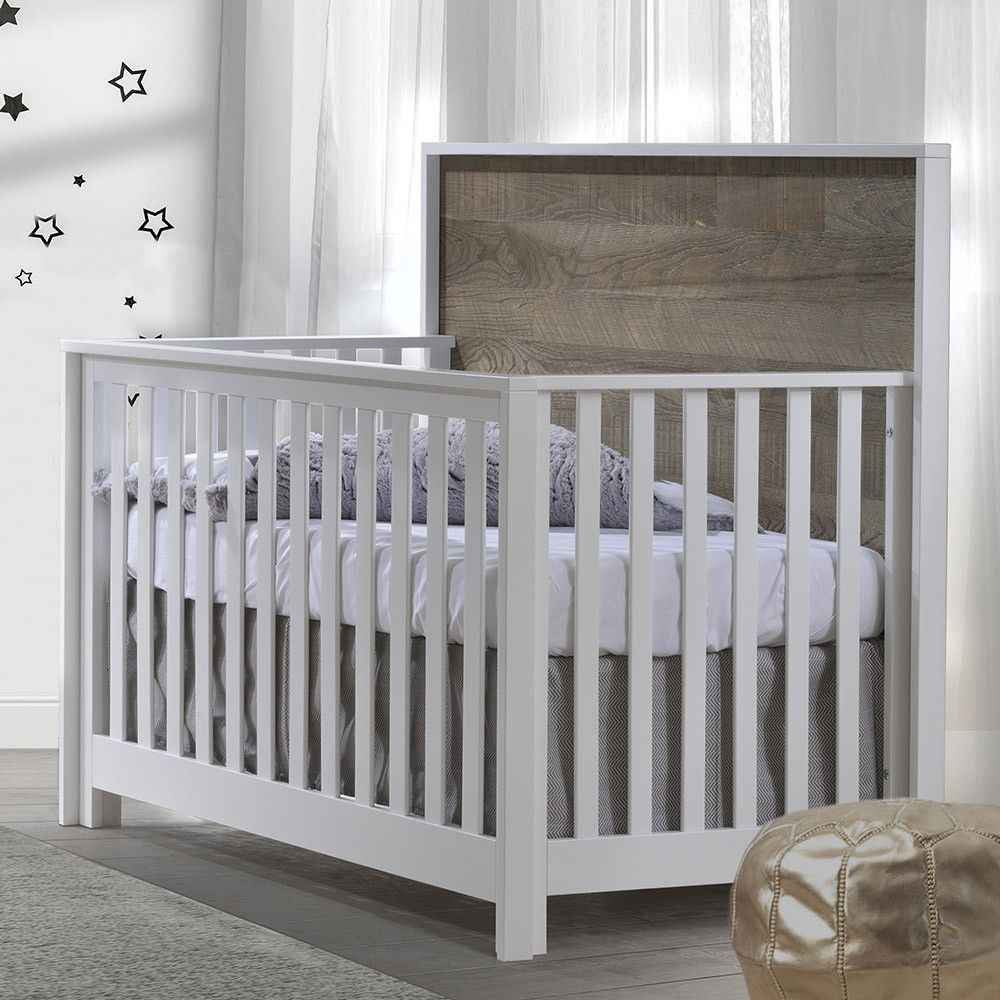 NEST Vibe Collection 5 in 1 Convertible Crib Cribs