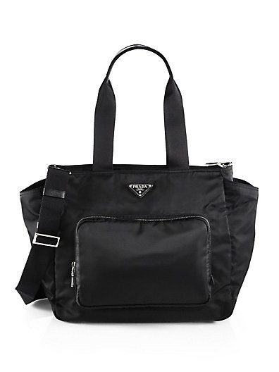 495138e27c798c Prada - Nylon Baby Bag - Saks.com | My Favorite Products | Bags ...