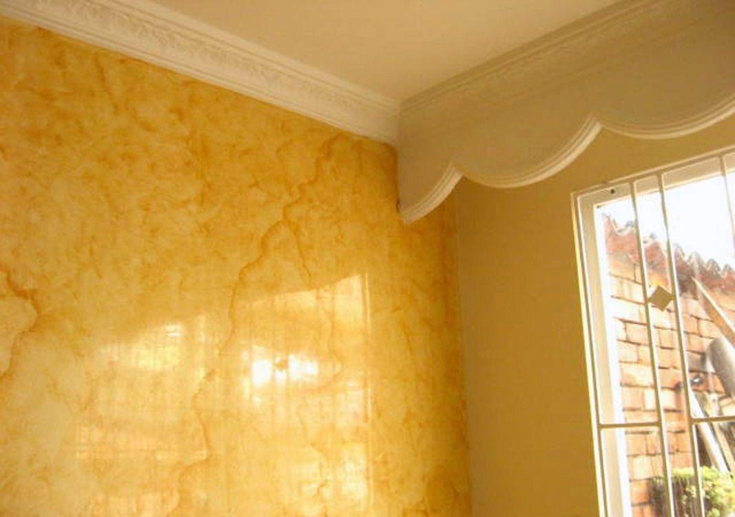 Paredes venecianas paredes ven pinterest venecianas for Estuco para banos