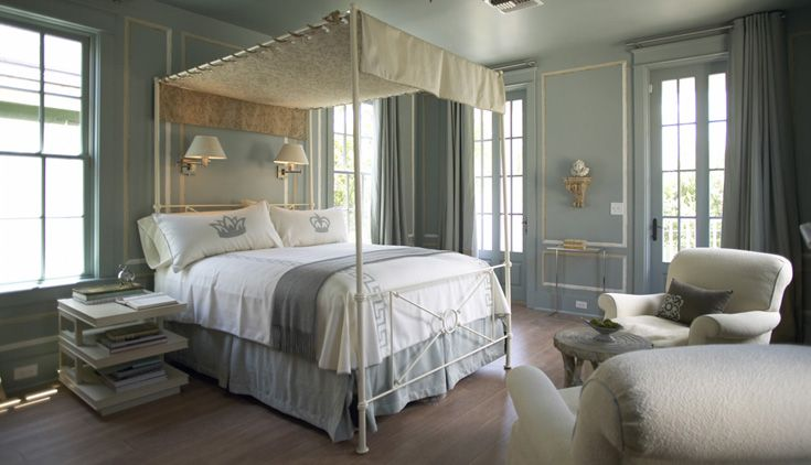 Kohler master bedroom new orleans shotgun cottage - New orleans style bedroom decorating ideas ...