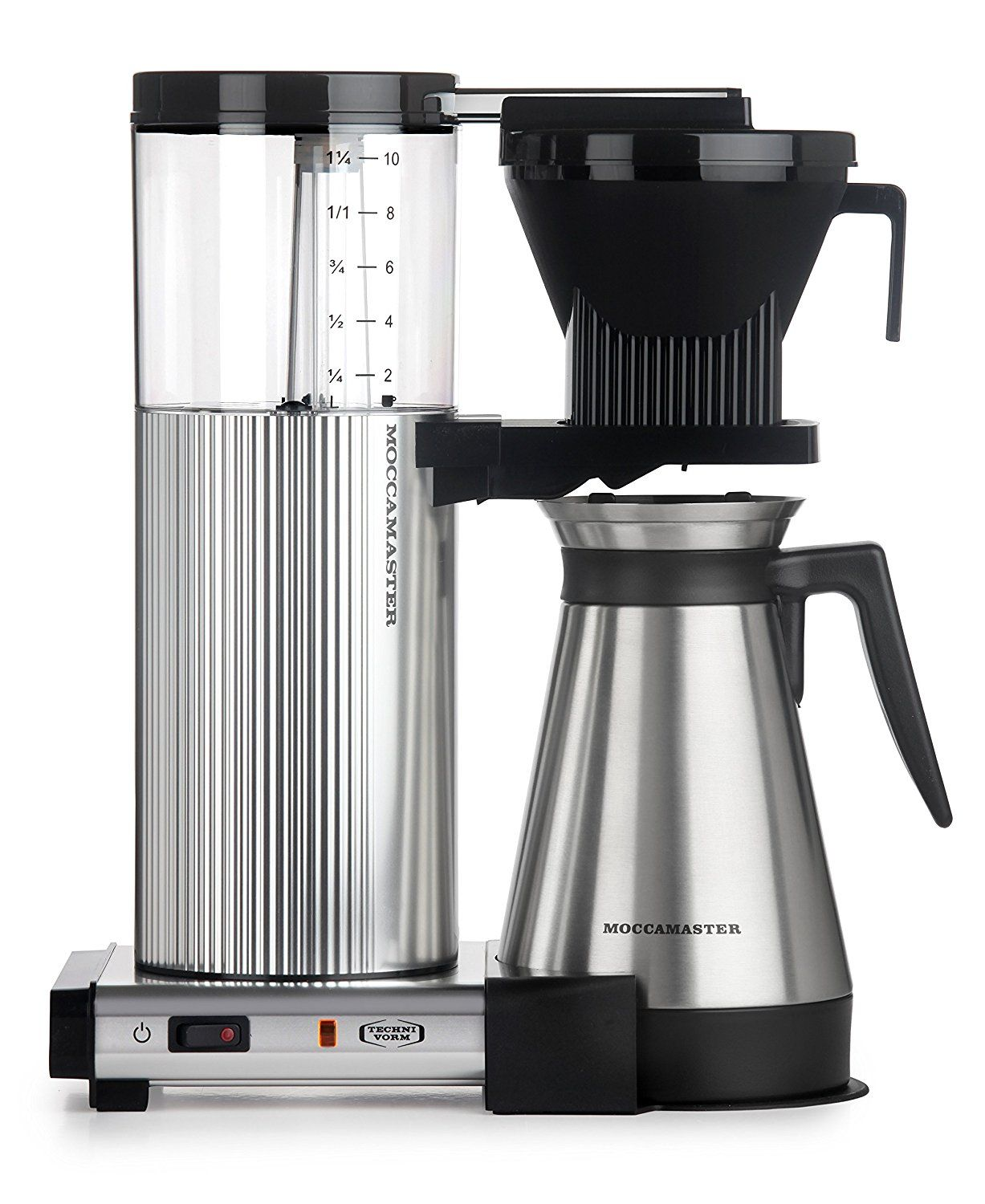 Moccamaster CDGT 10Cup Coffee Brewer with Thermal Carafe