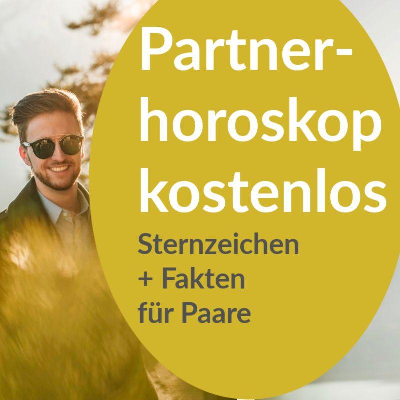 Partnerhoroskop kostenlos. Sternzeichen +Fakten für Paare