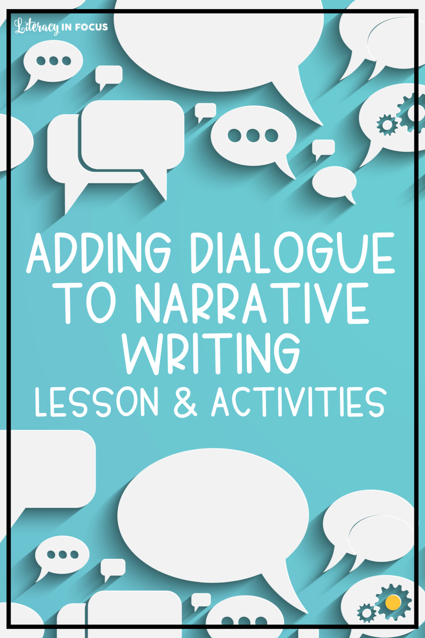 Teaching Students To Write Dialogue A Cooperative Lesson