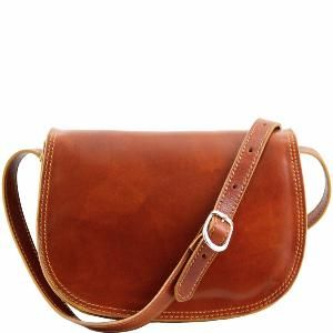 f2c2616cc1 Promo Sac Bandoulière Cuir Femme Isabella -Tuscany Leather- | objets ...
