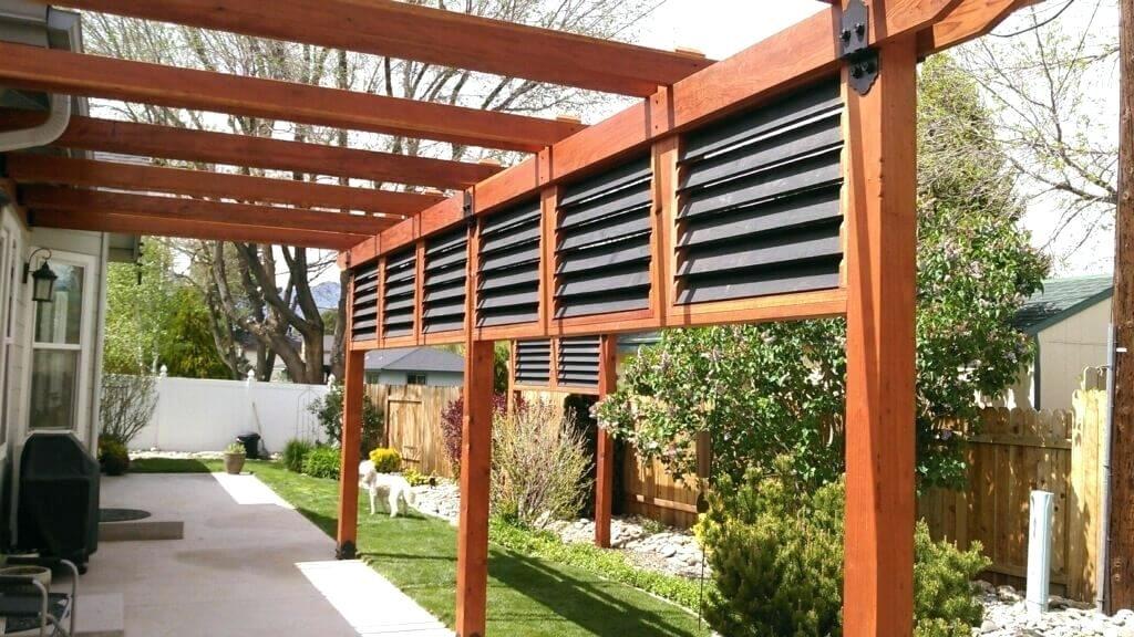 Patio Privacy Screens For Balcony Apartment Decks And Patios