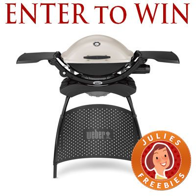 Enter To Win A Weber Q2200 Grill Grilling Gas Grill Diy Home Improvement